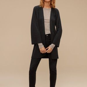 Aritzia Wilfred Free Coleman Cardigan Sweater